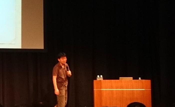 畑岡 宏光,マスターマップ,MasterMap,スタートアップセミナー,東京会場