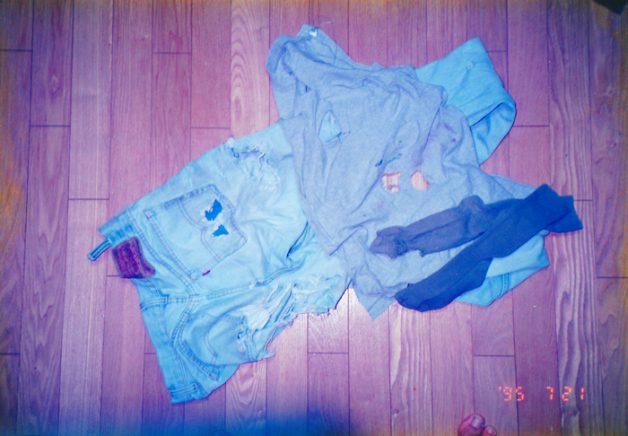 ZRX-Ⅱ160Kmで転倒した時の服